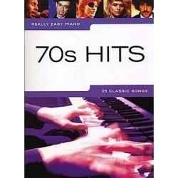 Really Easy Piano - 70s HITS nuty na fortepian