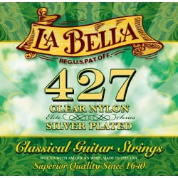 LA BELLA 427 Struny do gitary klasycznej