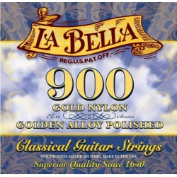 LA BELLA 900 Struny do gitary klasycznej
