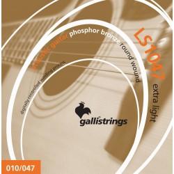 GALLI LS Struny do gitary akustycznej