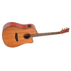 Morrison B-1007 W CEQ - Gitara El. akustyczna