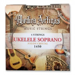 Medina Artigas 1450 Struny do ukulele