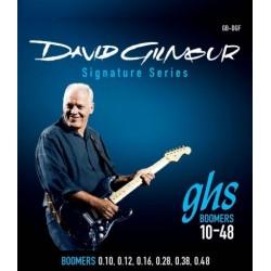 GHS GB-DGF Struny David Gilmour blue