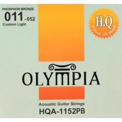 OLYMPIA HQA-1152 Struny do gitary akustycznej