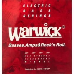 WARWICK 46200 Struny do gitary basowej 45-105