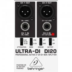 Behringer DI-20 DI BOX