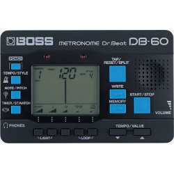 BOSS DB-60 metronom