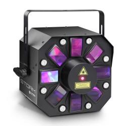 Cameo Storm efekt 3w1 LED, laser, strobo