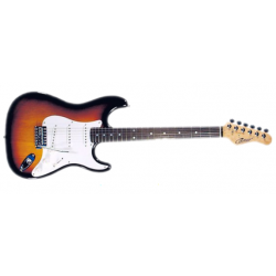 CAREER Strat SSS SB Gitara Elektryczna
