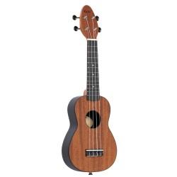 KEIKI K2-MAH-L ukulele sopranowe z akcesoriami leworęczne