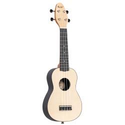 KEIKI K2-MAP-L ukulele sopranowe z akcesoriami leworęczne