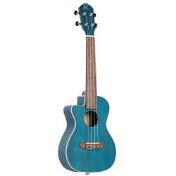 Ortega RUOCEAN-CE-L ukulele el. koncertowe leworęczne