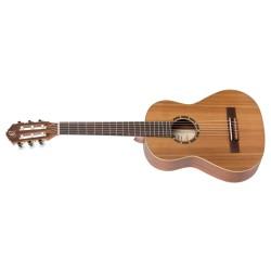 Ortega R122-1/2-L gitara klasyczna 1/2 z pokrowcem leworęczna