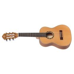 Ortega R122-1/4-L gitara klasyczna 1/4 z pokrowcem leworęczna