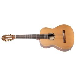 Ortega R131-L gitara klasyczna 4/4 z pokrowcem leworęczna