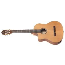 Ortega RCE131SN-L gitara el. klasyczna 4/4 z pokrowcem leworęczna