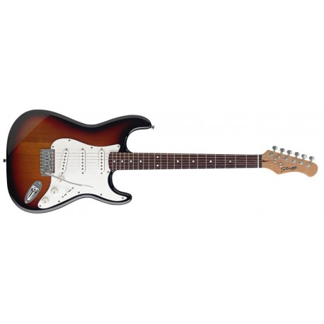Stagg S-300 Pack Gitara elektryczna