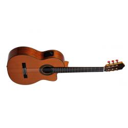 Ever Play Luthier Pro 10 CEQ gitara el. klasyczna