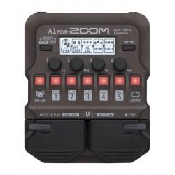ZOOM A1 FOUR multiefekt do instrumentów akustycznych