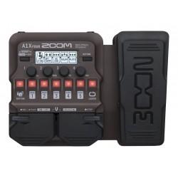 ZOOM A1X FOUR multiefekt do instrumentów akustycznych