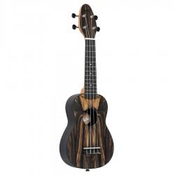 KEIKI K3-WEB ukulele sopranowe z akcesoriami