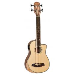 Oriental Cherry W-D15 ukulele basowe bezprogowe