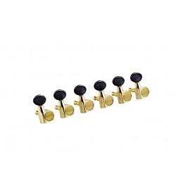 Ortega OTMEG6L-GO klucze olejowe 6 w linii złote